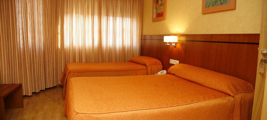 Habitación Doble - Hotel Pontevedra